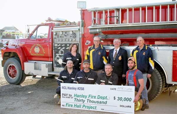 Hanley Fire Crew